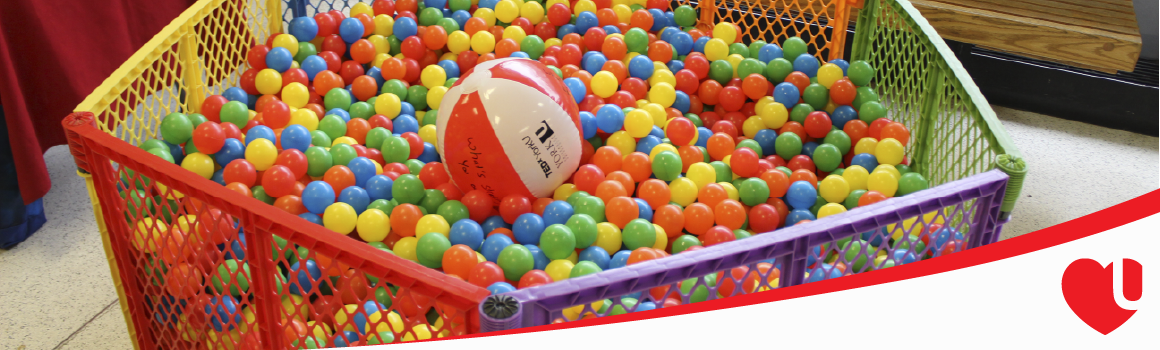 Stress Buster Ball Pit