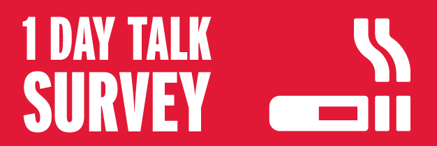 1 Day Talk Survey.